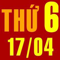 Tử vi 17/4/2015 Thứ Sáu - 11 Thần Số hôm nay