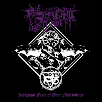 "THY SEPULCHRAL MOON - ""INDIGNANT FORCE OF GREAT MALEVOLENCE"""