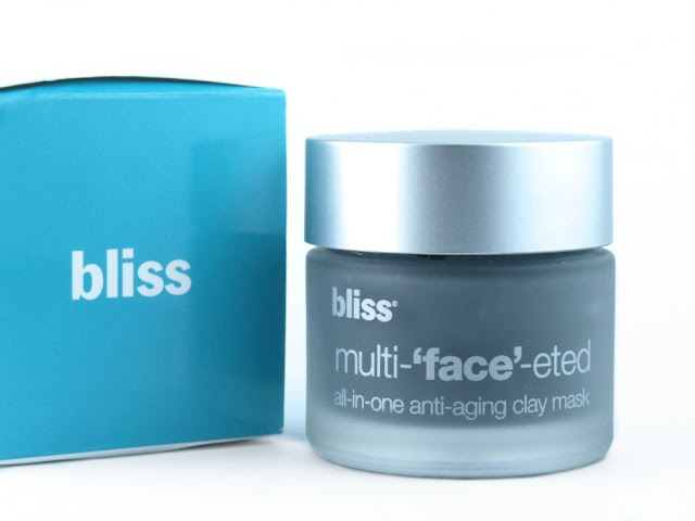 Bliss Multi-'Face'-Eted All-In-One Anti-Aging Clay Mask: Review