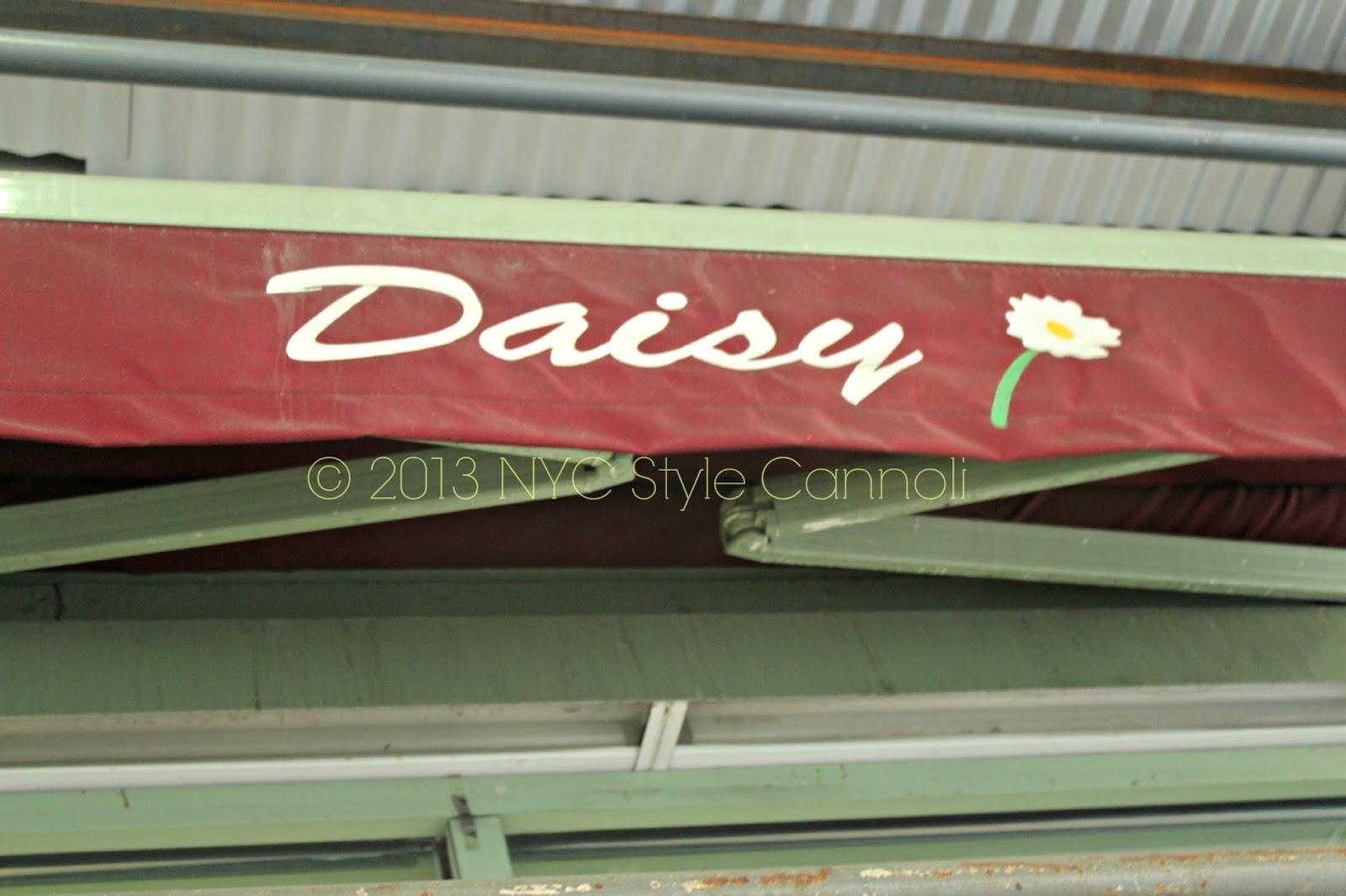 Daisy flower shop nyc style a little cannoli daisy flower shop izmirmasajfo