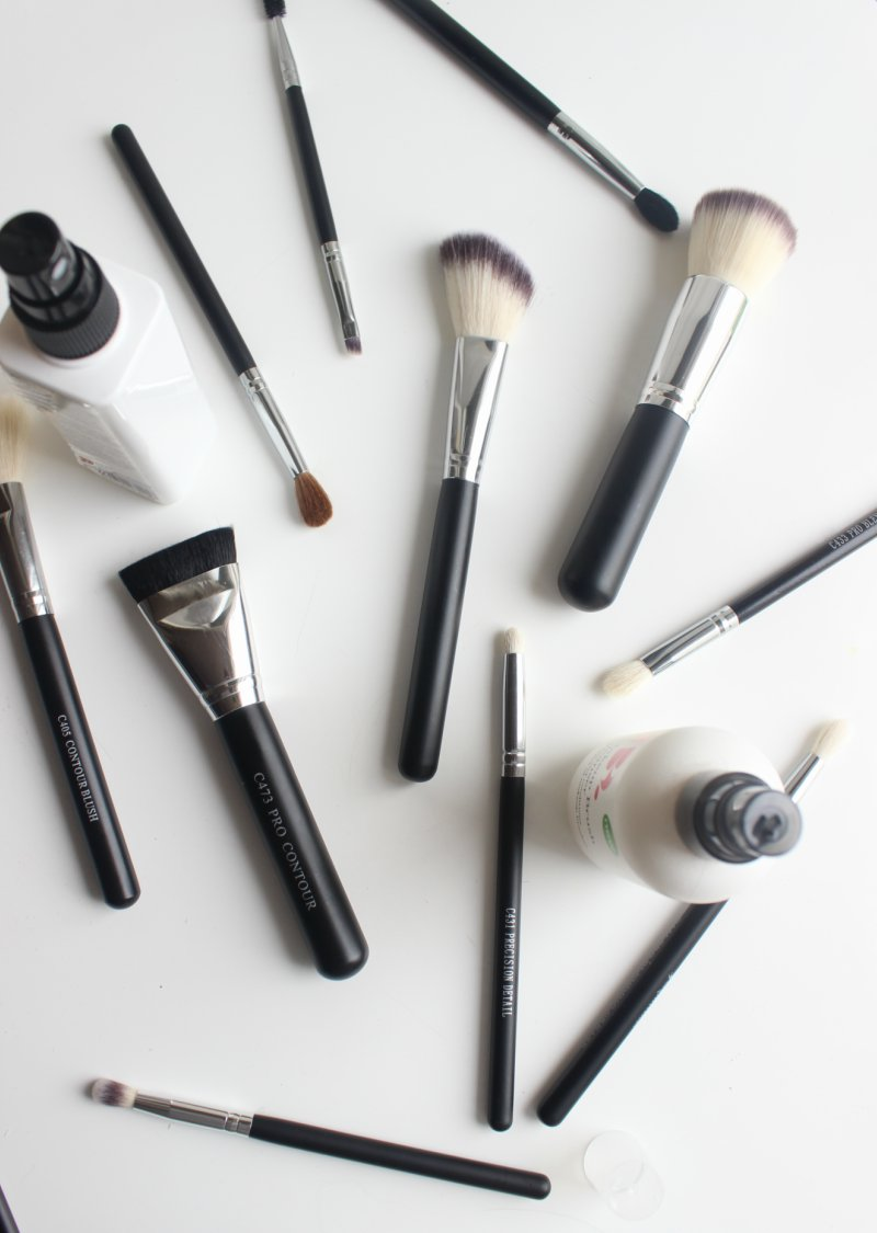 Make Up Brush Care 101