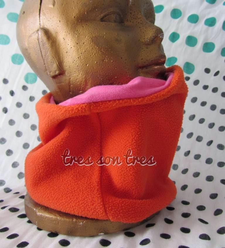 costura, sewing, niños, cuello, buff, reciclando