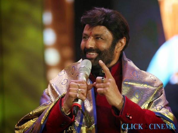 Balakrishna at SICA Awards Photo Gallery