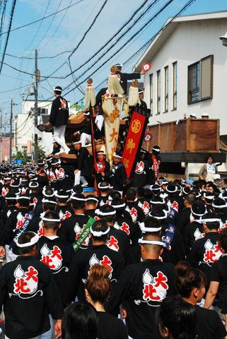 Danjiri Festival Kishiwada