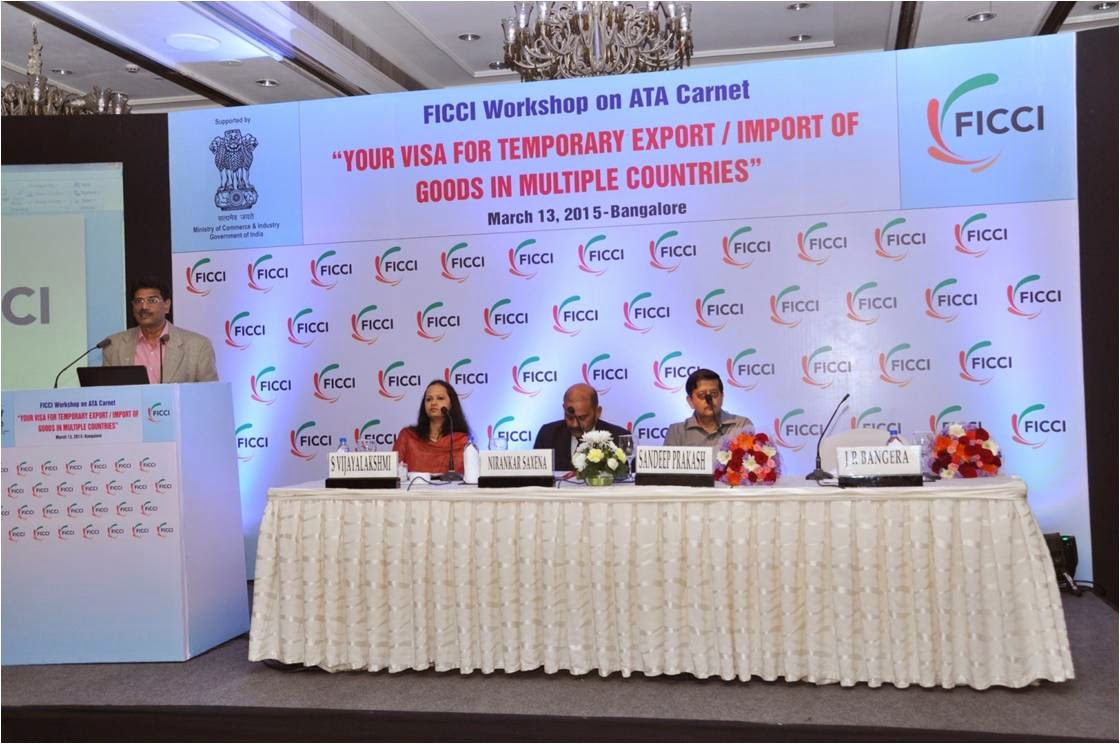 The new bajaj pulsar rs200 has had bajaj s cash registers singing ever -  Ficci Workshop On Ata Carnet Your Visa For Temporary Export Import Of Goods Between International Borders Organised By Ficci Carnet Also Available For