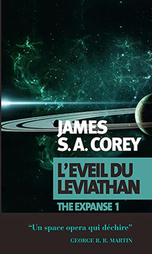 L'Éveil du Léviathan - James S. A. Corey
