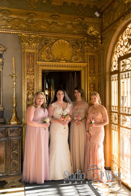 Hearst Castle - Cambria Wedding Photographer - San Luis Obispo Wedding Photographer - stduio 101 west