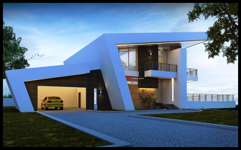 Rrl house inspired by gorki house - Fachadas exteriores de casas ...