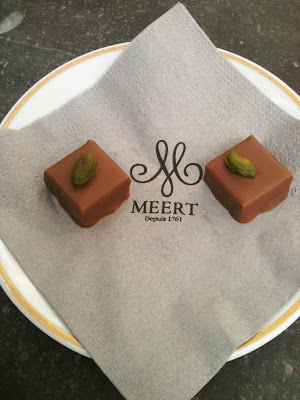 Cafe Meert in Lille