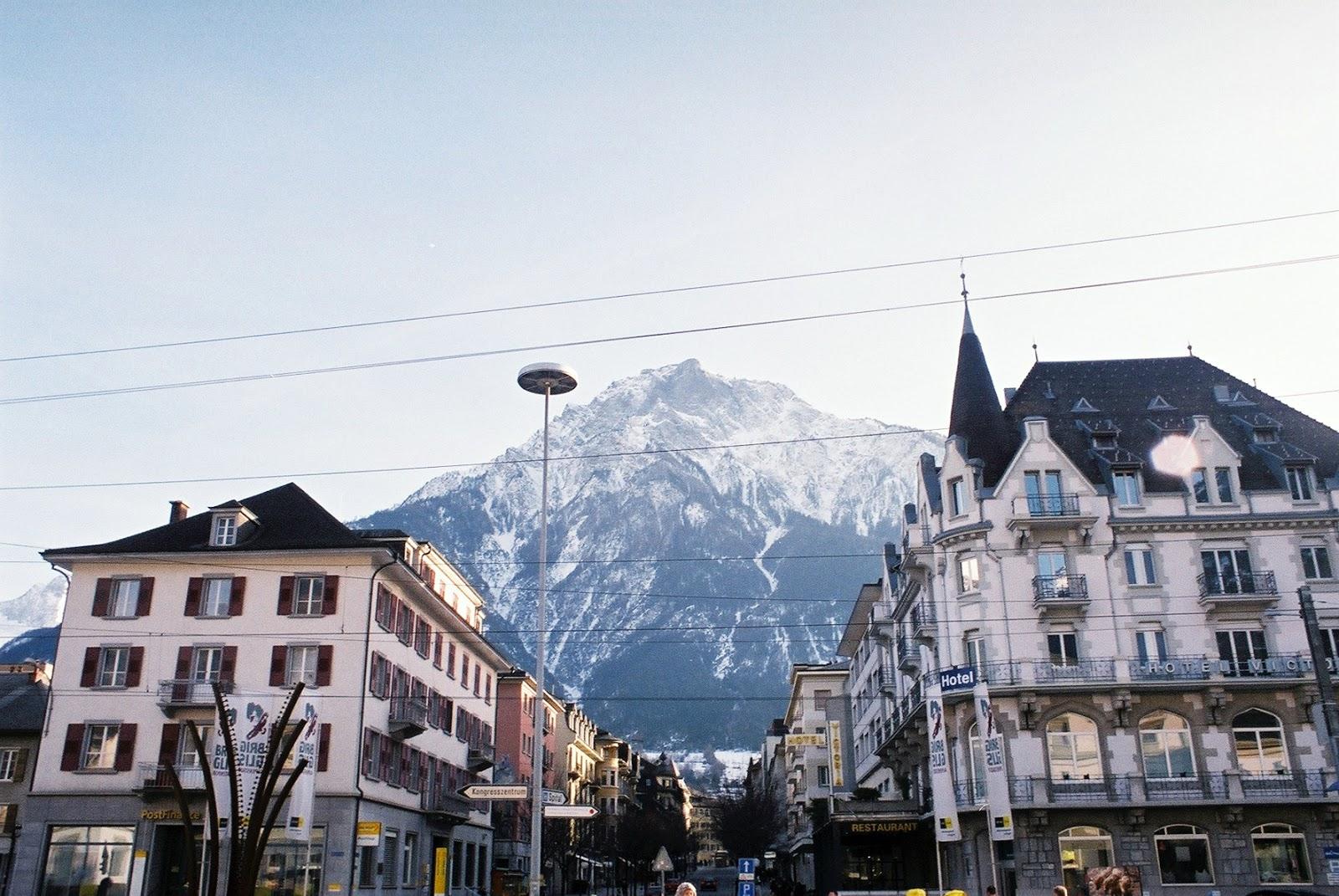 Lauren Wilkins Brig Switzerland