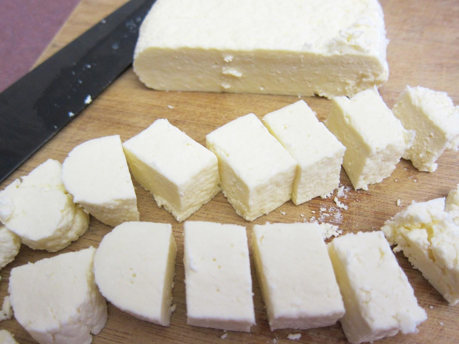Bloatal Recall: Paneer (Homemade Indian Cheese)