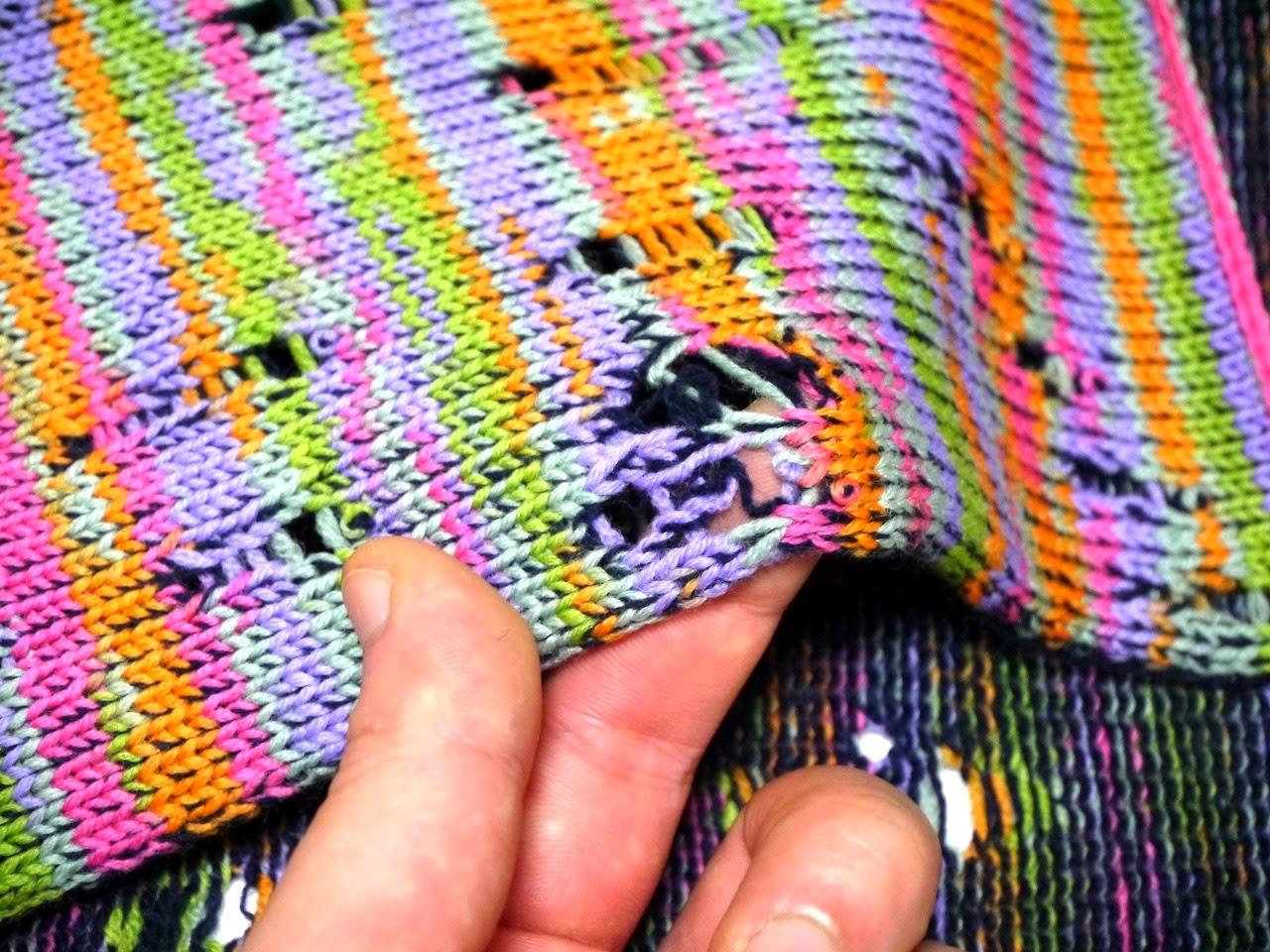 Glitch Knit