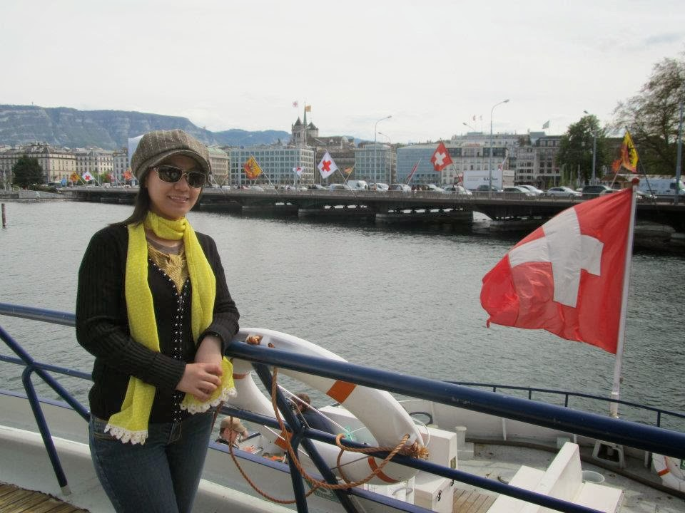 Geneva Switzerland Lake Geneva Cruise