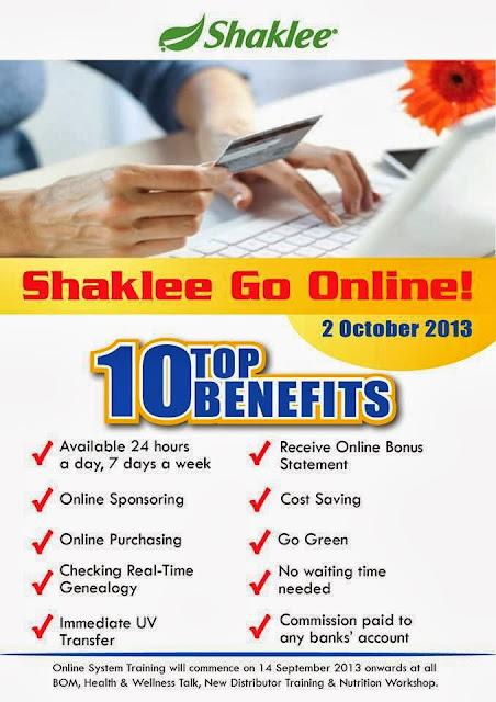 Shaklee Online