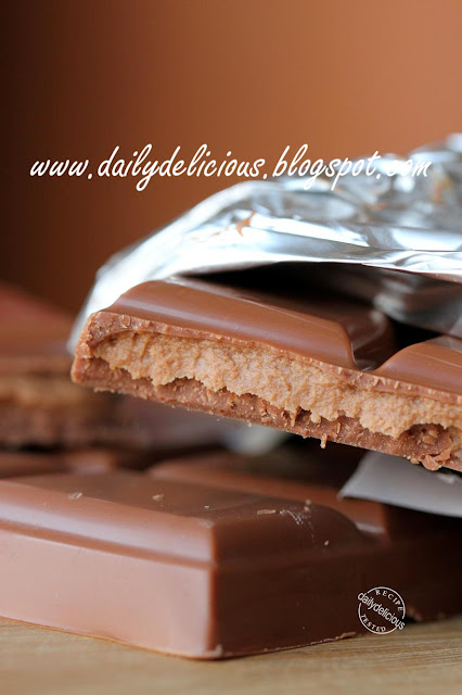 Peanut Butter and Milk Chocolate Chocolate Bars: Special gift for ...