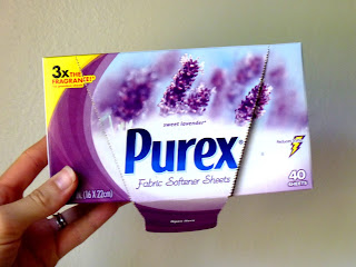 Purex Fabric Softener Sheets
