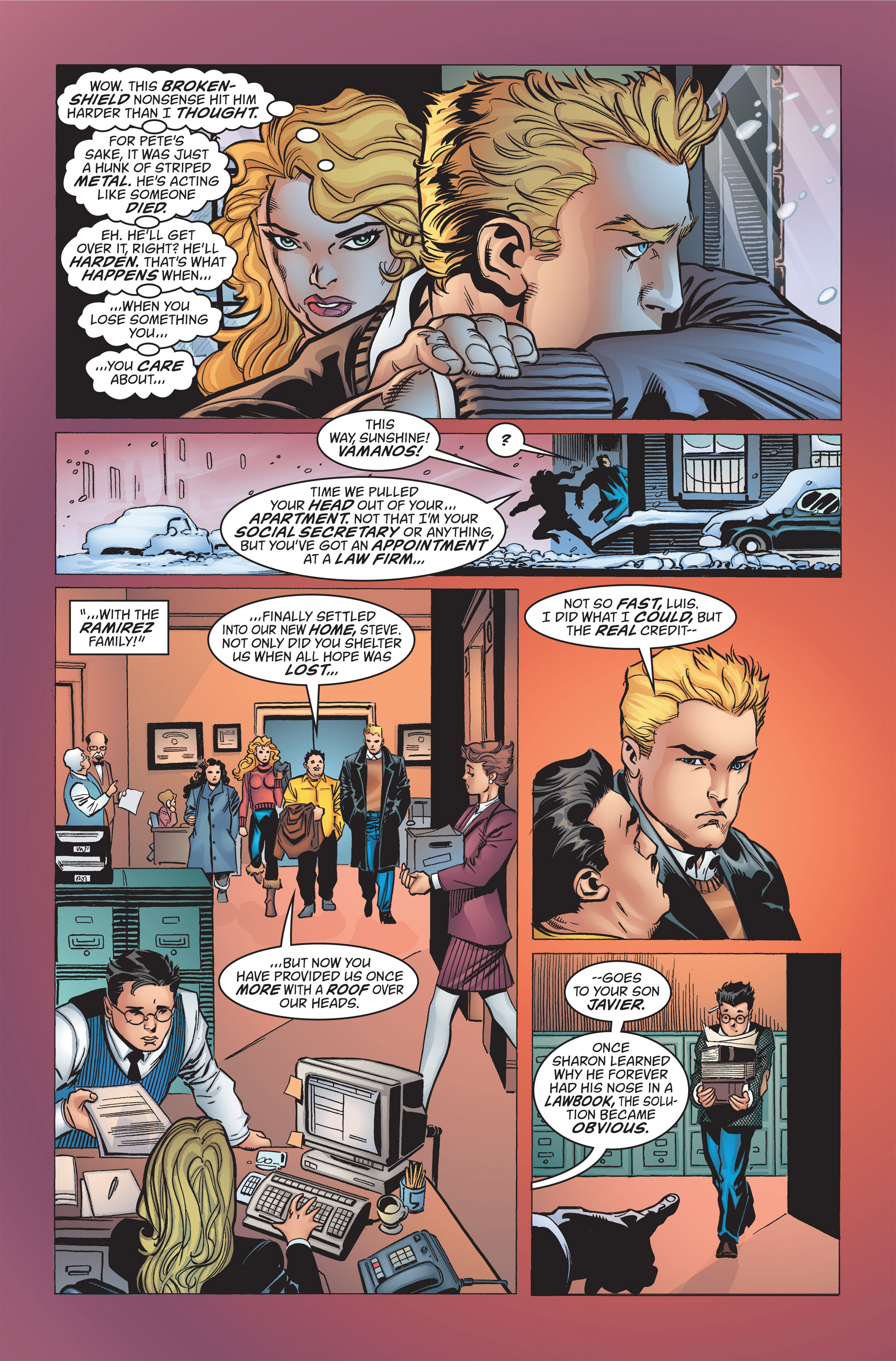 Captain America (1998) Issue #15 #21 - English 11