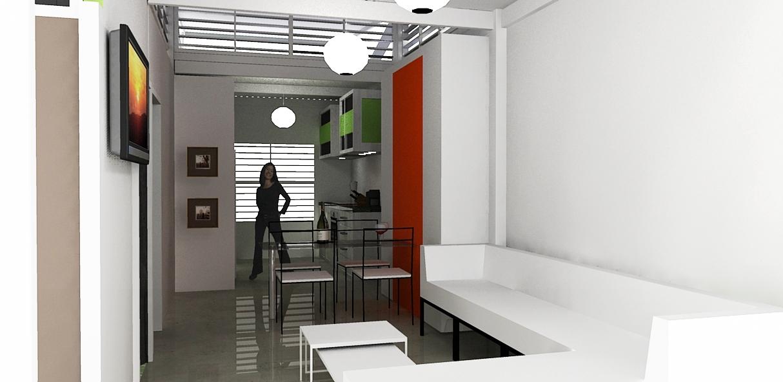 Hay que ser irresponsable metal casa vivienda ecol gica for Cocina 4 metros largo