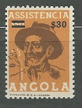 Angola - 1957