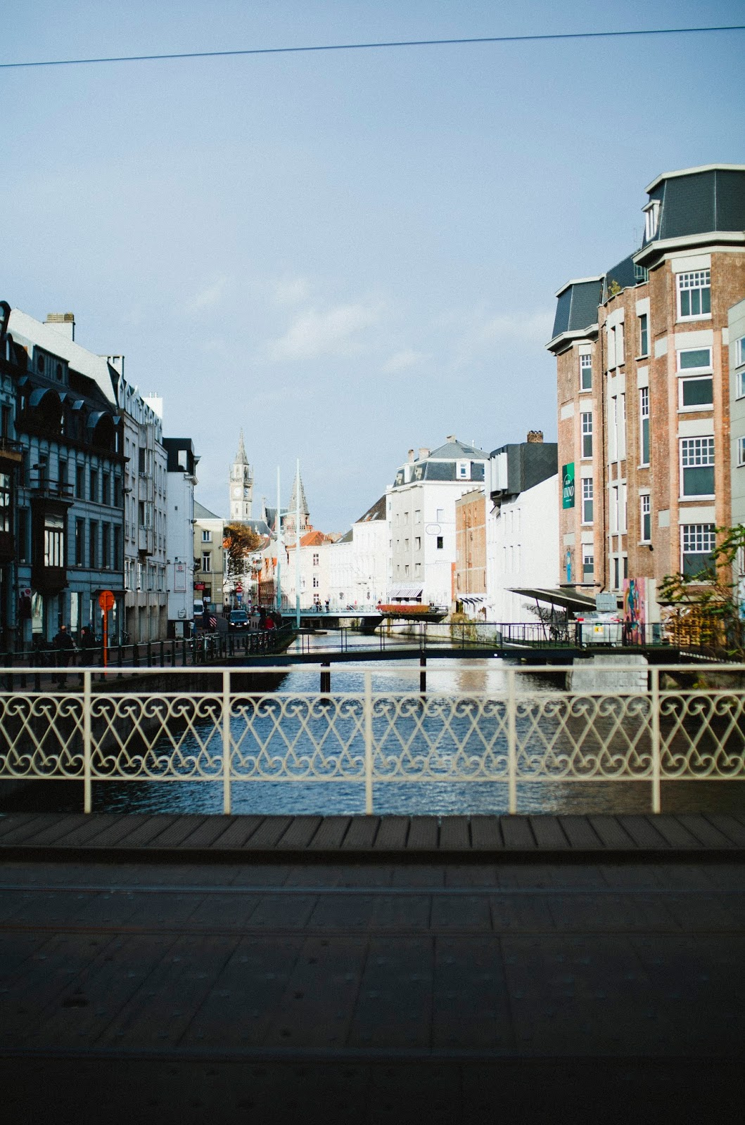Ghent, Leie, River, travel, blog,