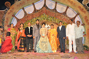 Dil Raju Daughter Hanshitha Wedding reception-thumbnail-17