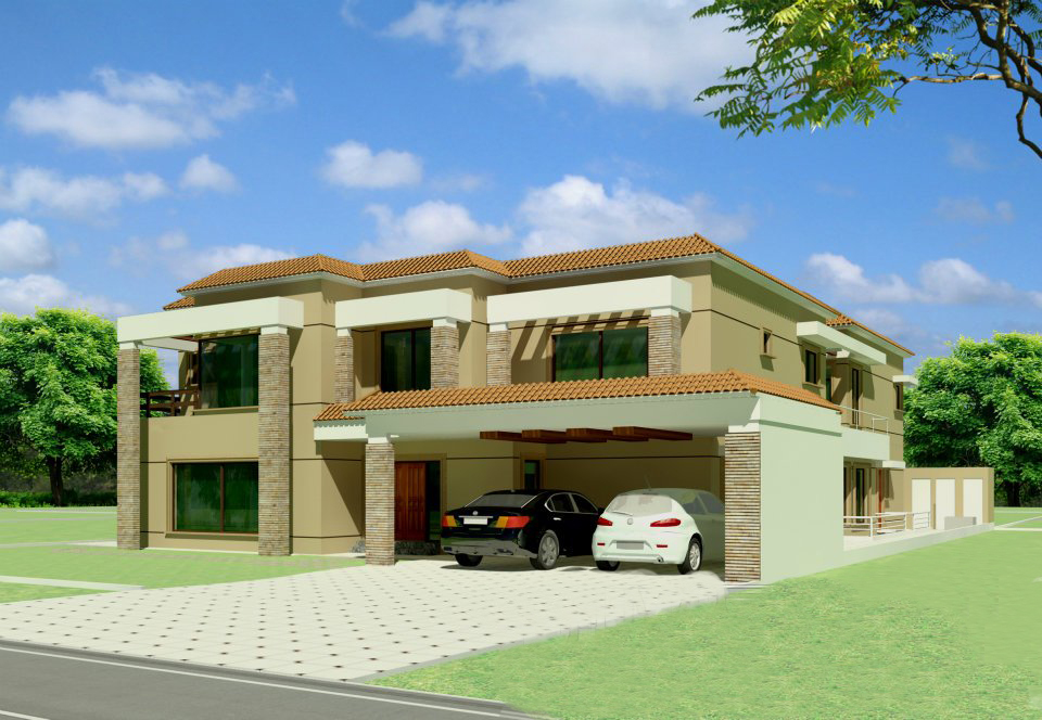 Front Elevation Of Houses In Punjab : Pakistani home front elevation image search results pictures