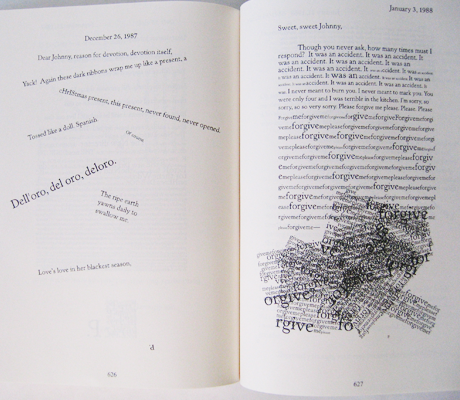 Details of House of Leaves