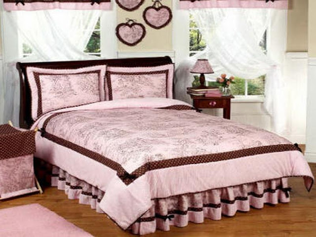Nice Here Are Some Popular For Pink And Brown Bedroom Decorating Ideas. If You  Have A Good Floor Plan To Your Bedroom You Will Be Able To Come Up With A  Ton Of ...