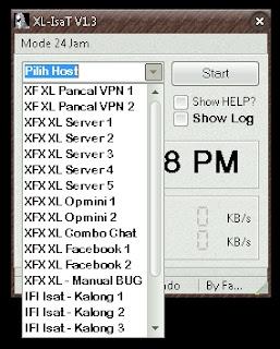 Inject XL Indosat V1.3 31 Oktober 2015