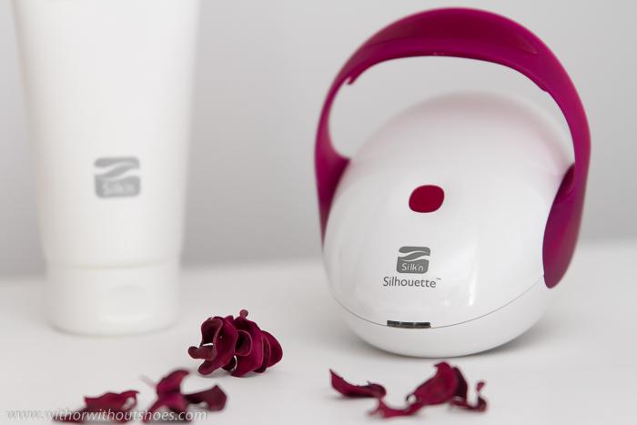Maquina tratamiento reafirma tejidos alisa la piel Silk'n Silhouette