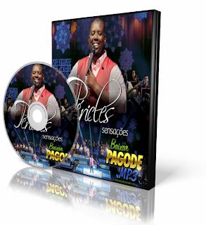 DVD Péricles – Sensações DVDRip AVI (2012)
