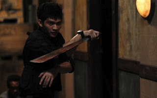 Iko Uwais in 'The Raid: Redemption'