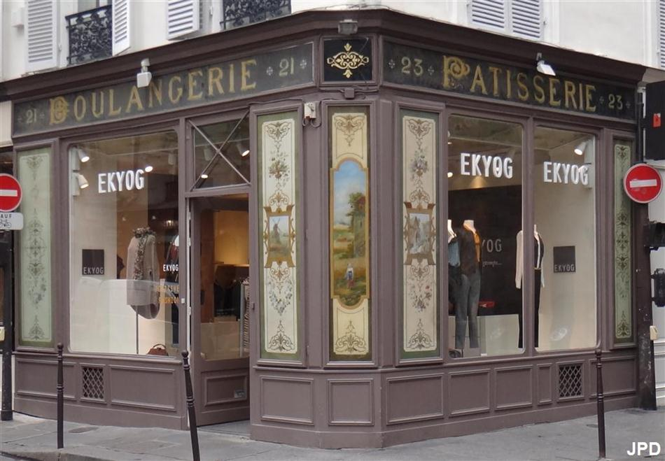 commerces immarcescibles boulangerie rue de s vign. Black Bedroom Furniture Sets. Home Design Ideas