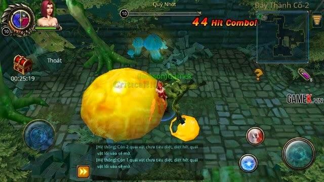 Tải Game Anh Hùng Chiến Hồn - Diablo trên điện thoại