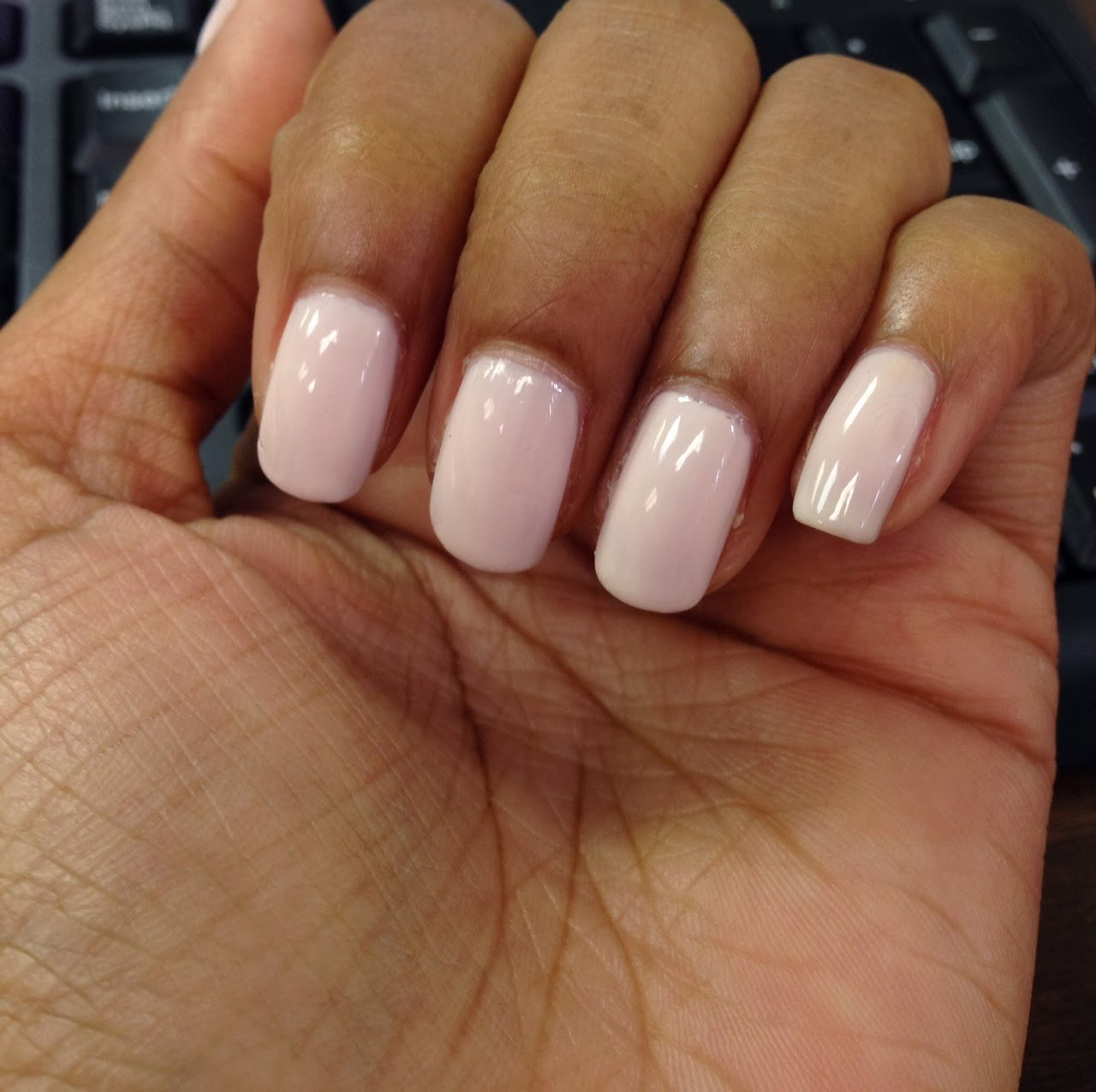 Beauty On a Dime: Essie Ballet Slippers
