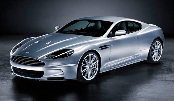 2011 Aston Martin DB9|2011