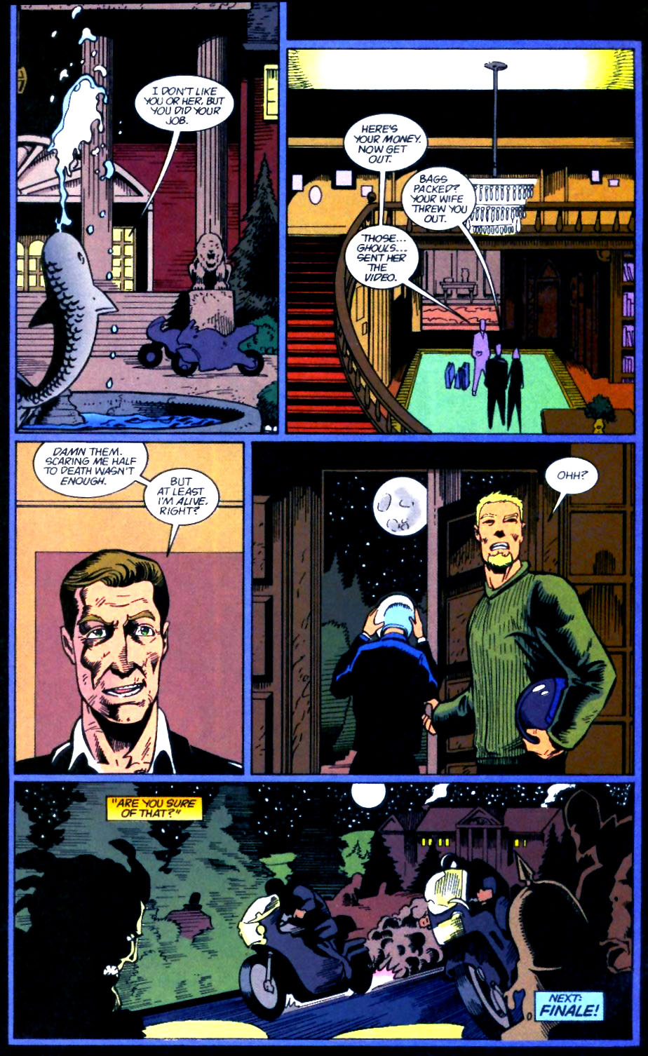 Deathstroke (1991) Issue #59 #64 - English 23