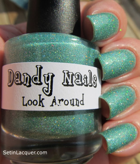 Dandy Nails Look Around