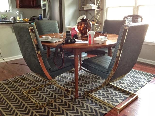 Viva Cindy The Dining Room Chair Saga and Craigslisting