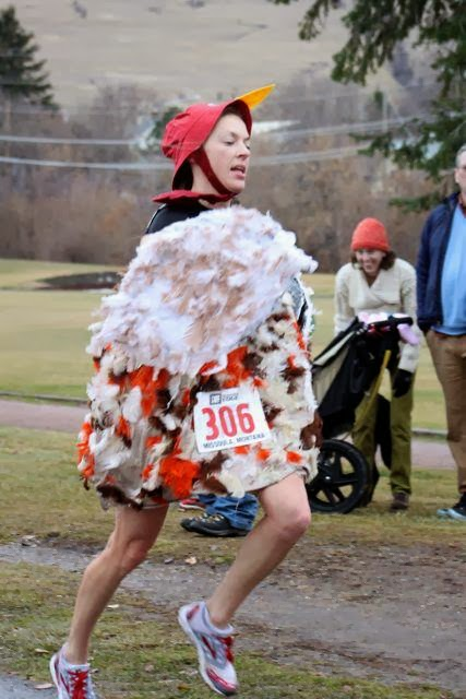 Gobble Gobble!! Turkey Day 8K 2011