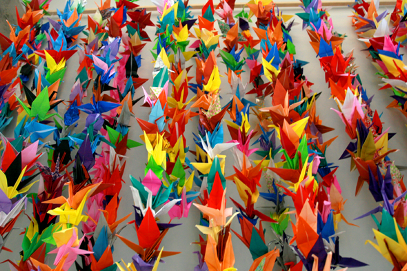 Every Day Is Special November 11 2012 Origami Day
