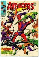 Avengers #55 cover