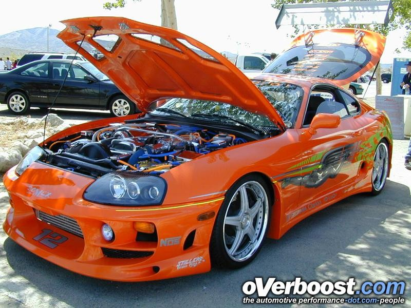 Fast And Furious 2 Supra Images & Pictures - Becuo