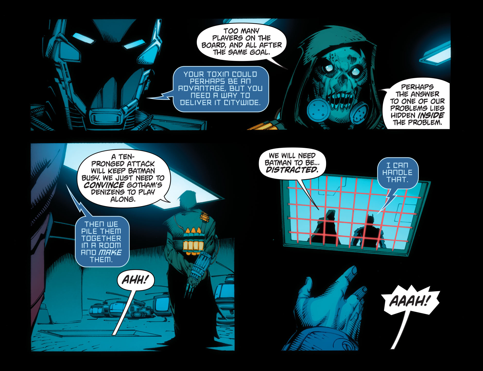 Batman: Arkham Knight [I] Issue #35 #37 - English 14