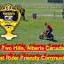 Is Two Hills Alberta Canada's Most Rider Friendly Community? How about Grindrod BC? Port Dover ON?