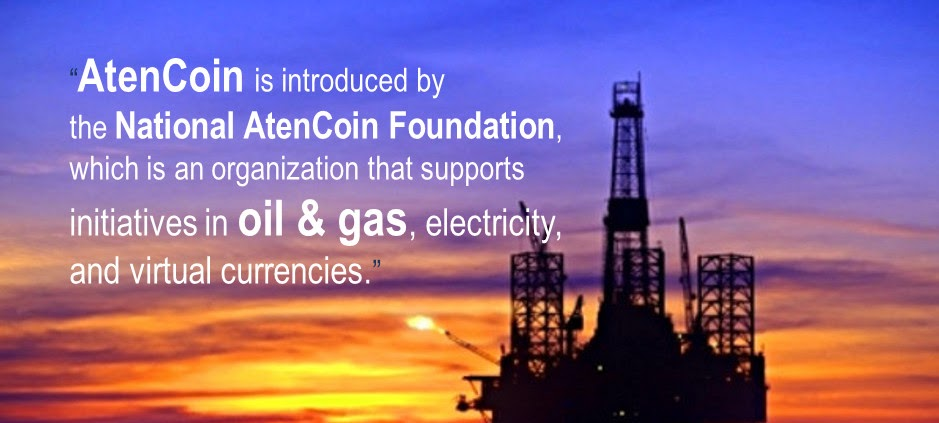 What Is Atencoin Black Gold Coin?