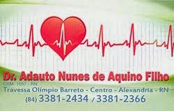 CLÍNICA DR. ADAUTO NUNES