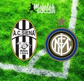 Siena vs Inter Milan - Prediksi Bola Majalah Soccer
