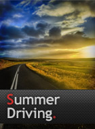 Summer Driving at Rockshore