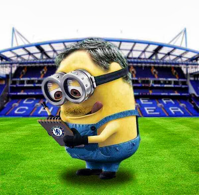 Minion de Jose Mourinho Chelsea